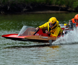 List of Synonyms and Antonyms of the Word: hydroplane boats